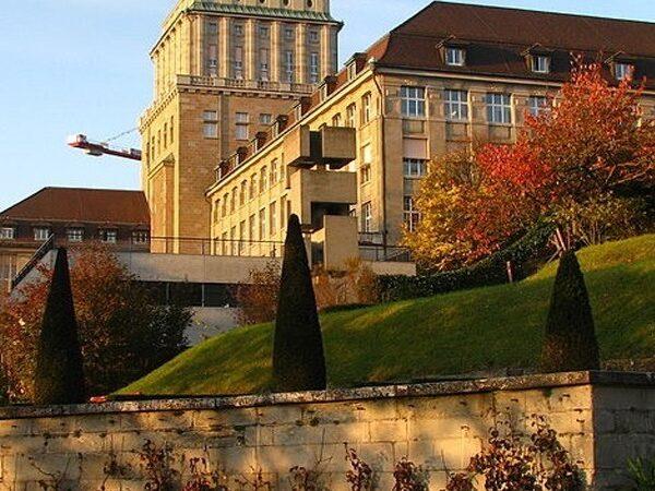 Universität Zürich, UNI Irchel Strickhof